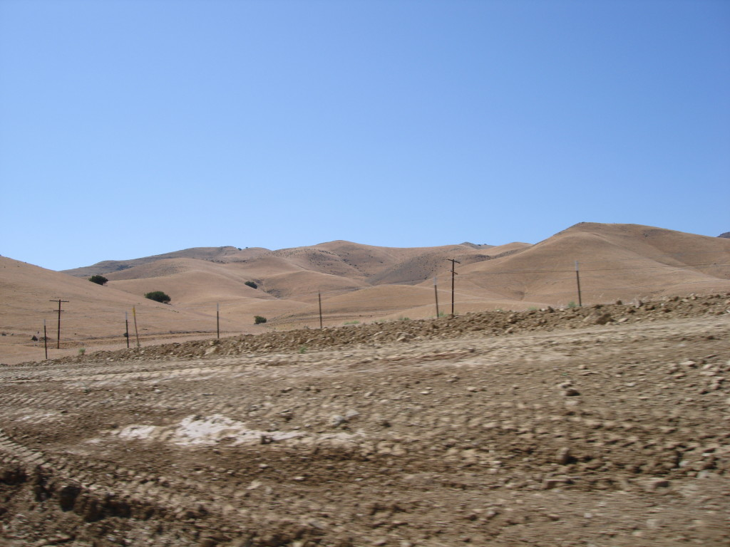 Sharb Barren Landscape
