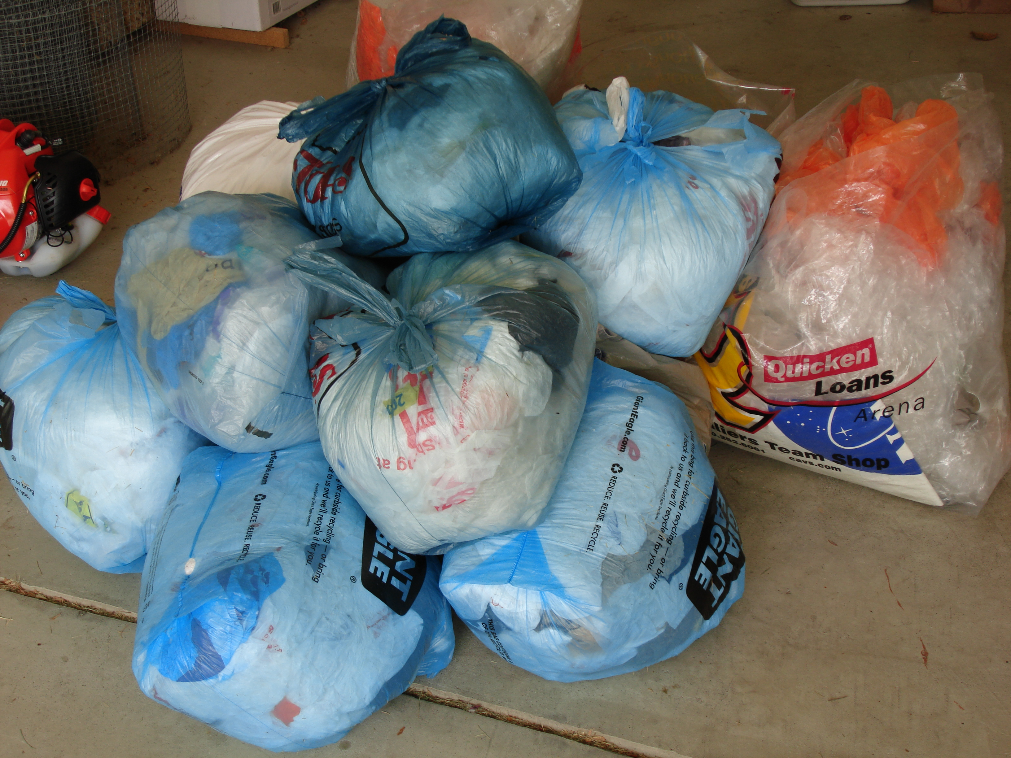 Plastic bag for you - The Ins Outs Of Recycling Plastic Bags
